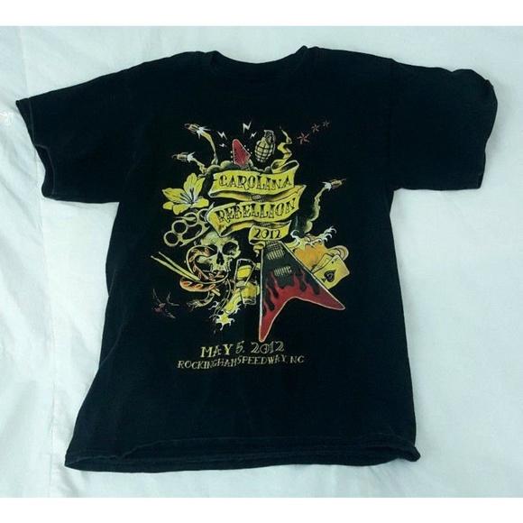 Carolina Rebellion Other - Carolina Rebellion Mens Evanescence Shirt Size S